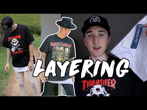 How To Layer Clothing Like Justin Bieber (Fear Of God)