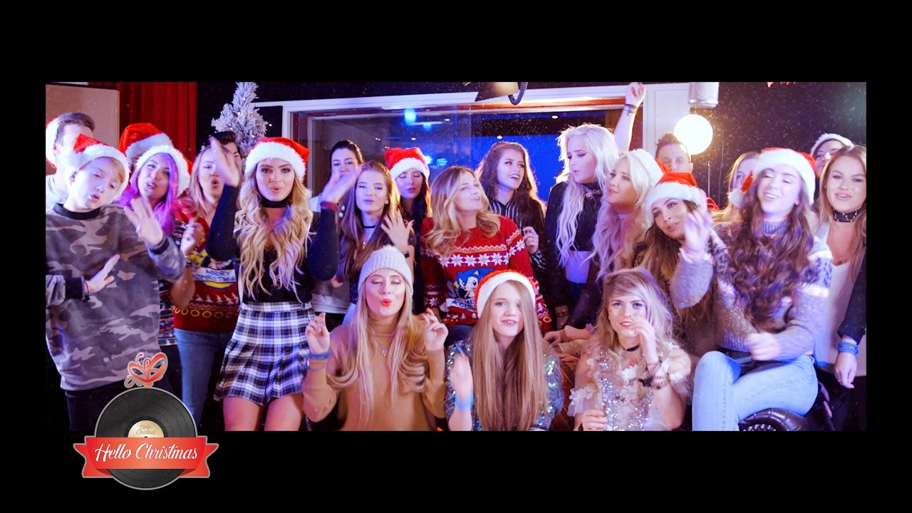 HELLO CHRISTMAS - Christmas Without You (Official Music Video ...