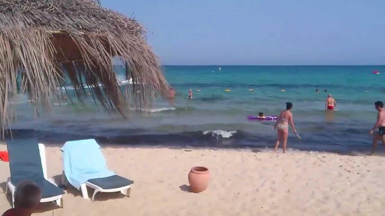 El mouradi hammamet beach 2012 youtube for Mouradi hammamet 5 chambre