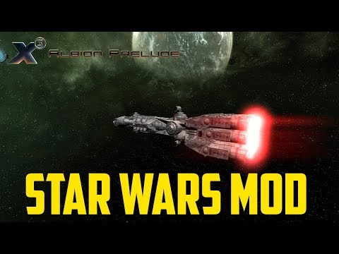 X3 Albion Prelude - Still The Best Star Wars Mod