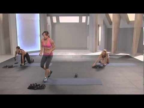 Jillian Michaels Extreme Shed Amp Shred Level 2 Youtube