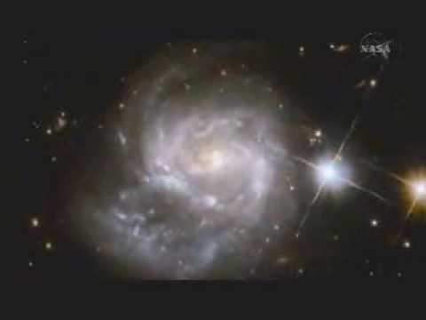Cosmic Collisions:celebration of the Hubble Space Telescope
