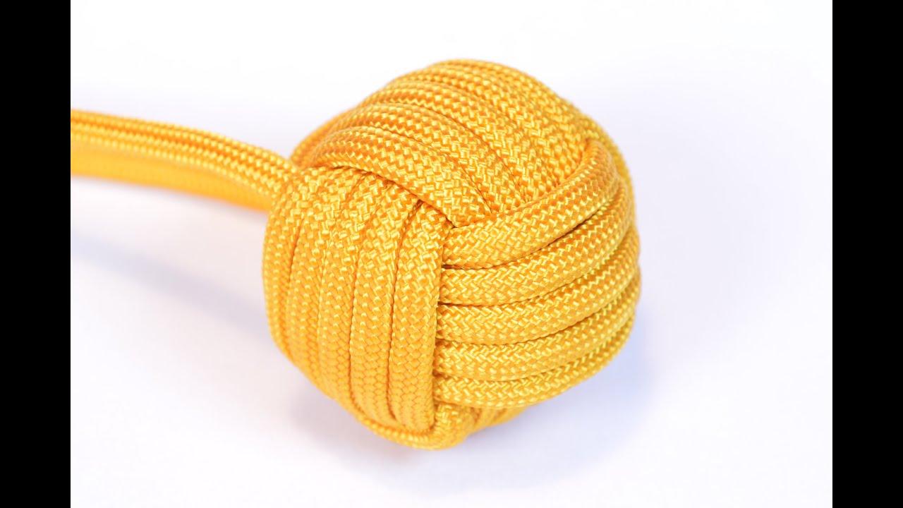 Fist knot monkey