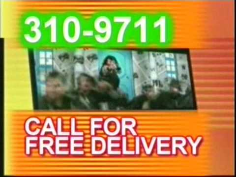 Pizza Depot commercial 1
