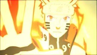 Naruto Ultimate Ninja Storm 3 FINAL Part : Bijuu Mode vs Jinchuuriki and Tobi Boss Battle