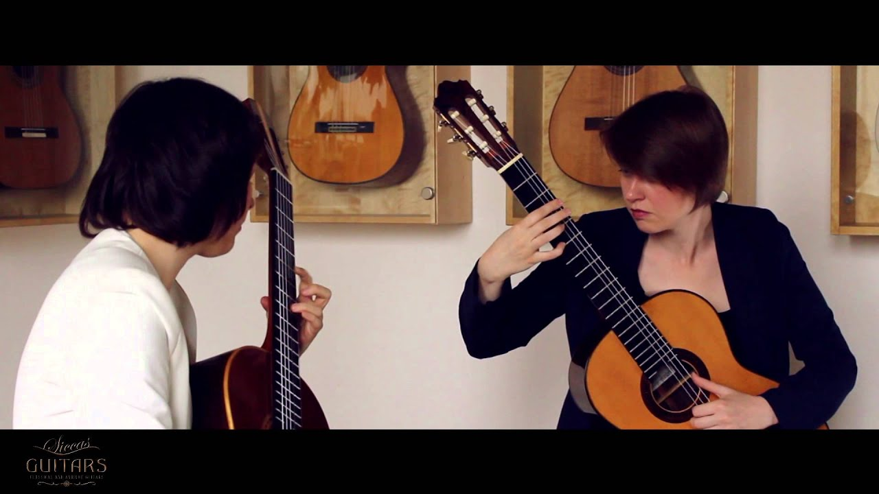 Koshkin Guitar Duo Ragtime (Cambridge Suite) Nikita Koshkin