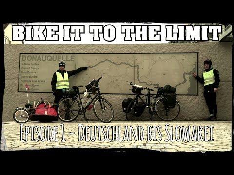 Ep1: Mit dem Fahrrad von Deutschland nach Georgien - Donauradweg 1 (Bike It 2 The Limit)