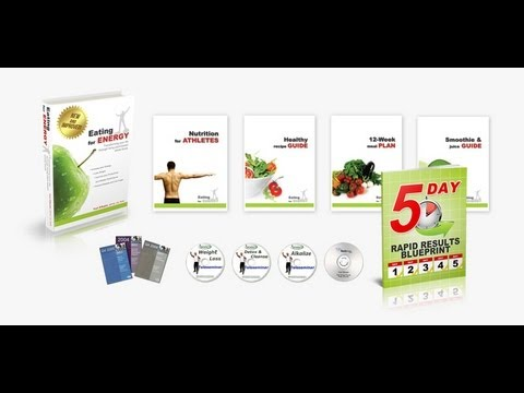Ultimate Energy Diet | High Energy Diet