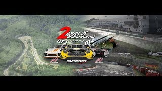 Simsport Racing 2 Hours of Hell - LIVE!