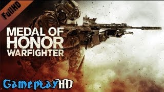 Medal of Honor: Warfighter Gameplay (PC HD)