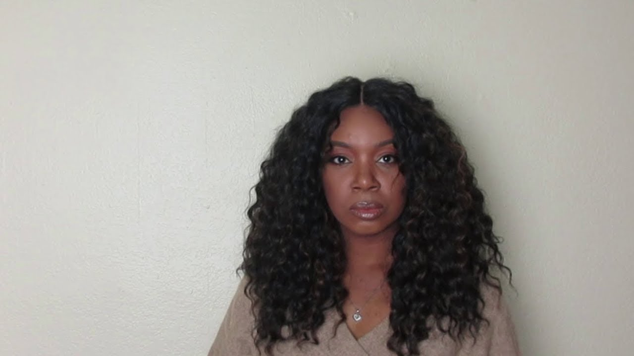 WIGSDAY REVIEW PERFECT AFFORDABLE FALL HAIR JANET COLLECTION