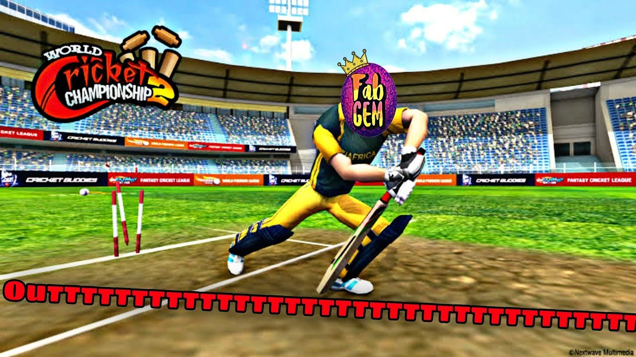 This Is The HARDEST Cricket Game Ever 😭
