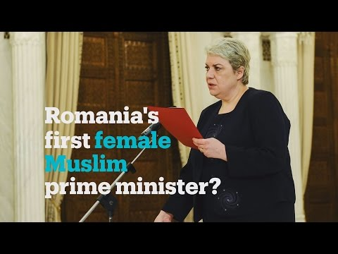 Romania to name female Muslim prime minister