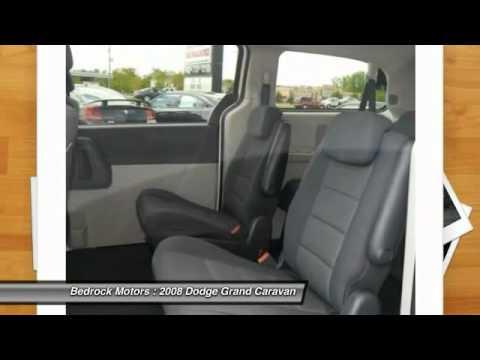 Bedrock Motors Rogers - 2008 Dodge Grand Caravan SE Rogers, Blaine, Minneapolis, St Paul, MN B6290
