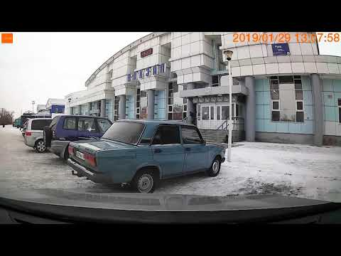 Нижнеудинск. Поездка по зимнему Нижнеудинску 2019г.. Часть 2.