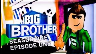 Roblox Big Brother / / Staffel Eins Episode Eins / / Schlüssel zum Erfolg!