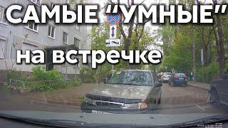 """Подборка САМЫХ """"УМНЫХ"""" водителей #377"""