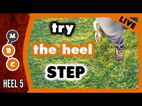 👟Learn This Dance Step ★Intermediate★Heel 5★Hip Hop | Salsa | Bachata #MBCLive