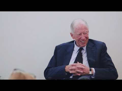 face-to-face:-the-lord-rothschild-o.m.-in-conversation-with-dame-rosalind-savill