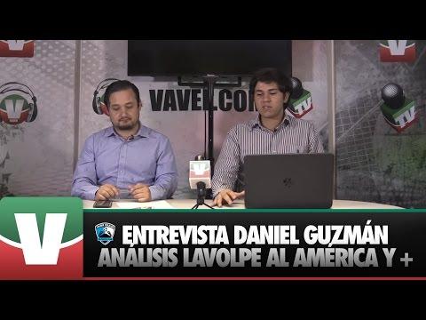VAVEL MX TV 22/09: Entrevista Daniel Guzmán (Tampico Madero) y Ricardo Lavolpe al América