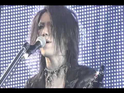 the GazettE- Headache man [Aoi angle]