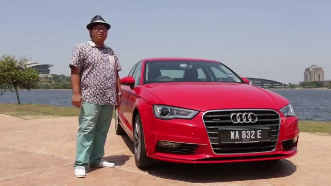 Audi A3 Sedan 14 And 18 Malaysia Walk Around Paultanorg Youtube