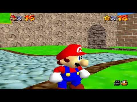Let´s play Super Mario 74 (100 %) Teil 4 deutsch - Schweres Metall