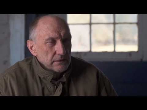 The Visit Official Movie Interview - Peter McRobbie