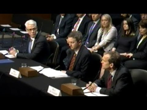 Facebook Google and Twitter Executives Testify To Congress On Russian Disinformation (DAY 2)