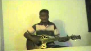 """""""Salib Mengubah Hidupku"""" , Indonesian Gospel Song, acoustic guitar version"""