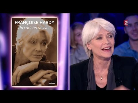 Françoise Hardy - On n'est pas couché 5 novembre 2016 #ONPC