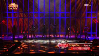 131227 Round 3 Powerful Vocalists 131227 KBS 1080P