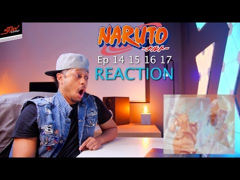 FIRST TIME WATCHING Naruto vs Haku! Episode 14, 15, 16 & 17