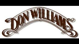 Don Williams - (Turn Out The Light And) Love Me Tonight (Lyrics on screen)
