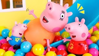 Peppa Pig Toys 🐷 Peppa Pig's new videos! 😀