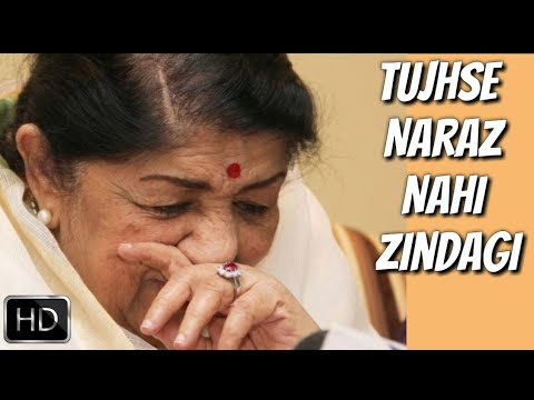 Tujhse Naraz Nahi Zindagi | Lata Mangeshkar | Cover Song | Masoom Movie Songs