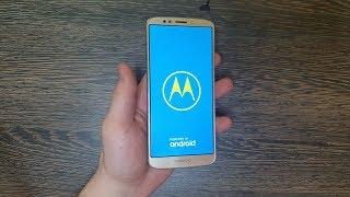 Moto E5 Plus Glass Repair (LCD Replacement) 60FPS