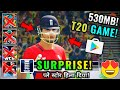 🔥531MB Surprise! T20 Cricket Game   प्लेस्टोर हिलादिया! Download Android ✌️Must Watch   Hindi