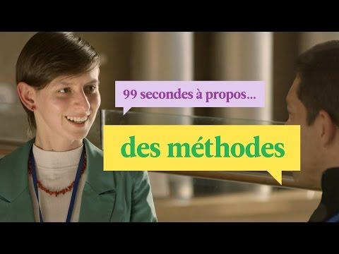 99 secondes à propos des méthodes | Polyglot Conference