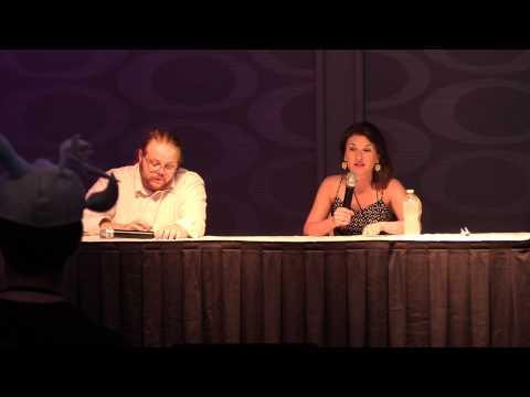 Trotcon IV 2015  Kelly Sheridan Q&A