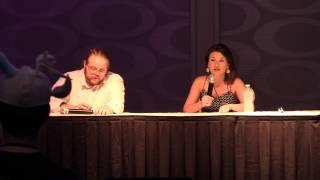 Trotcon IV (2015) - Kelly Sheridan Q&A