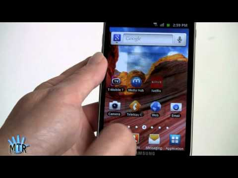 Samsung Galaxy S II On T-Mobile Review