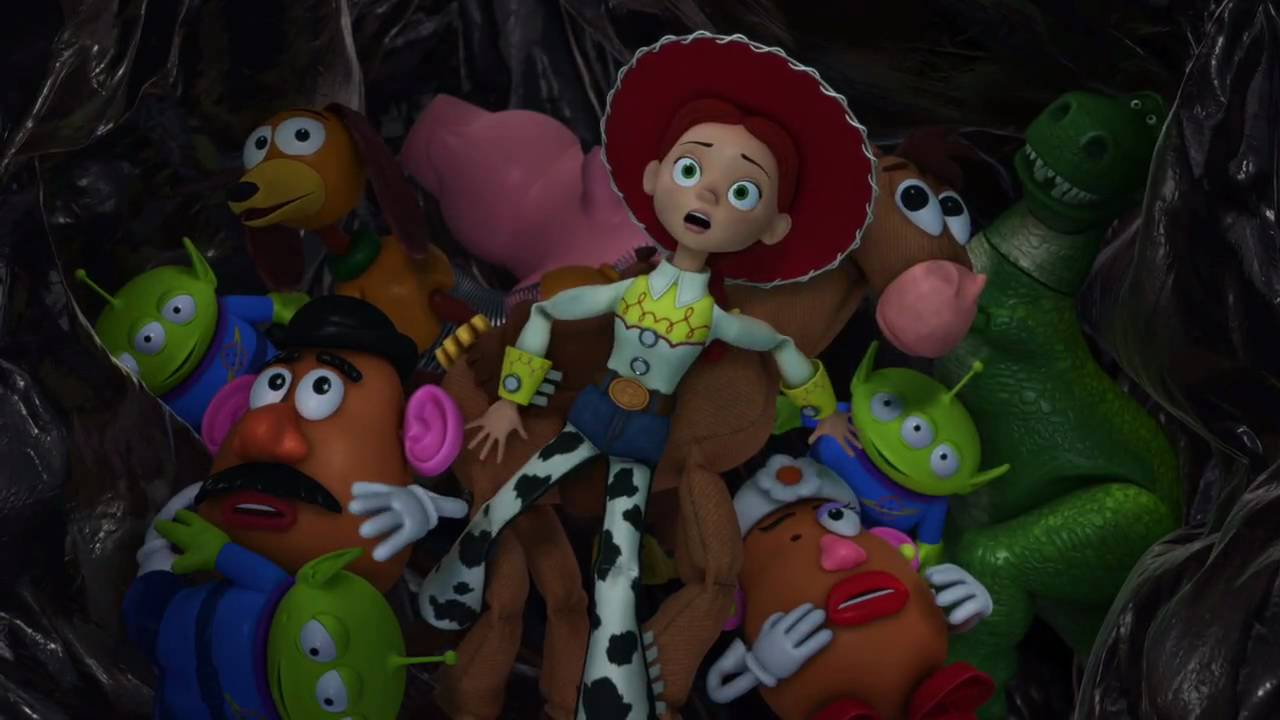Toy Story 3 Clip Youtube