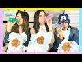Baby Shower Family Fun Games for Kids Baby Bottle Egg Surprise Toys Princess Funny Pranks