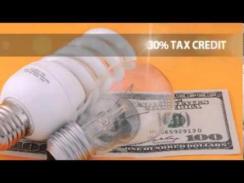 Solar financing option for residential solar power system