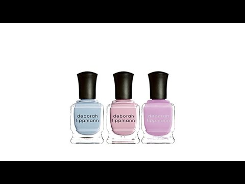 Deborah Lippmann Candy Girl Nail Lacquer Set
