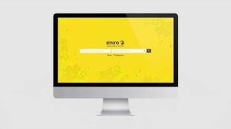 Nya Eniro - enklare, renare & snabbare