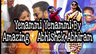 Ayogya/yenammi yenammi/new cover song/2018/Abhishek abhiram/Khushi