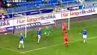 Molde -- Brann (2--0), 2002