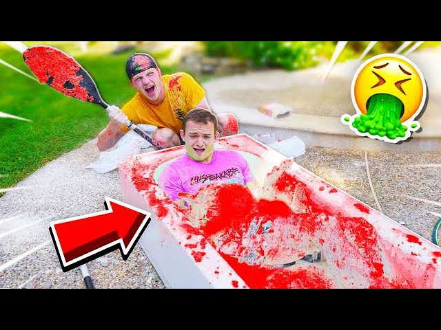 24 HOUR EXTREME TRUTH OR DARE CHALLENGE!